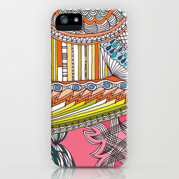 untitled doodle 6 iPhone Case by Colli13 | Society6