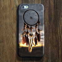Sunset Dreamcatcher iPhone 6s Case iPhone 6s Plus Case iPhone 6 Cover iPhone 5S 5 iPhone 5C iPhone 4/4ss Galaxy S6 Edge Galaxy s6 s5 Galaxy Note 5 Phone Case 150