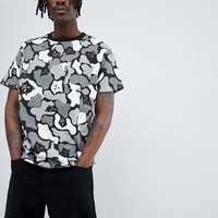 RIPNDIP camo t-shirt in black at asos.com