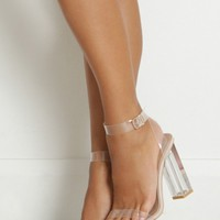 Billini - Inca Heels in nude patent Produced By SHOWPO