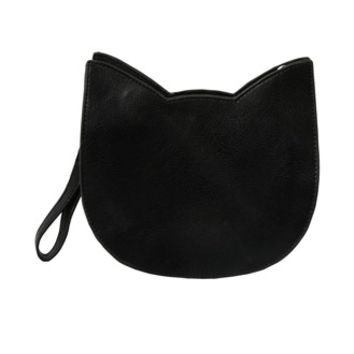 The Whitepepper Faux Leather Cat Crossbody