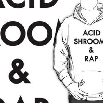 Acid Shrooms And Rap | Acid Rap Clothing by FreshThreadShop