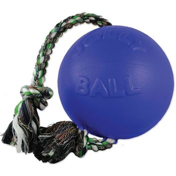 Jolly Pets Romp-N-Roll Dog Toy - SmartPak Equine