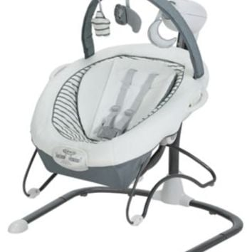 Duet Sway™ LX Swing with Portable Bouncer   gracobaby.com