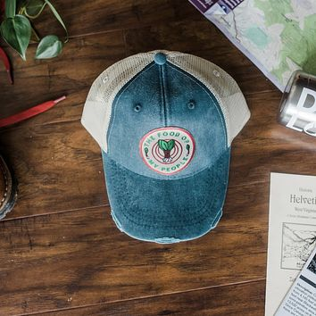 Ramps Patch Hat