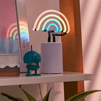 Mini Rainbow Neon Table Lamp | Urban Outfitters