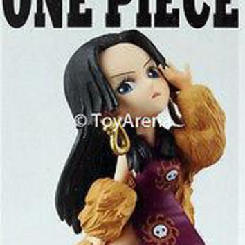 One Piece Boa Hancock World Collectible Figure 2.5 Inch Log Collection Volume 1