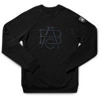 ABC Crew (Black/Navy)