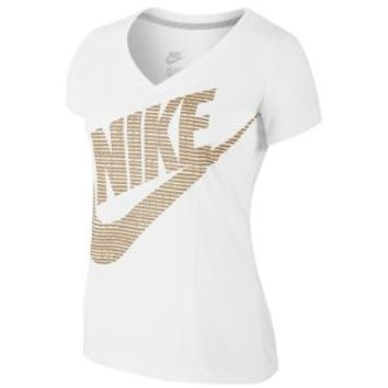 ebe9949e1a6c Nike Futura Line Shine T-Shirt - Women s at Lady Foot Locker