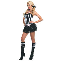 Starline Womens Smokin Hot Halloween Party Referee Costume