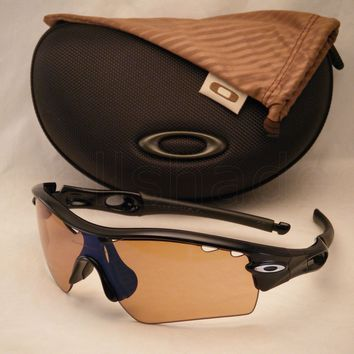 Clearance Oakley Radar Path Polish Black w G30 Vented