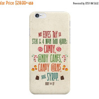 iPhone 6s, Samsung Galaxy, Candy, Candy Corn, Syrup, iPhone Case, Candy Cane, Phone Case, Buddy the Elf, Candy Canes, Phone Cover,