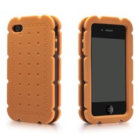 Biscuit Cream Sand iPhone 4 / 4s Silicone Case