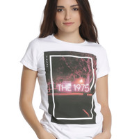The 1975 Tree Neon Sign Girls T-Shirt
