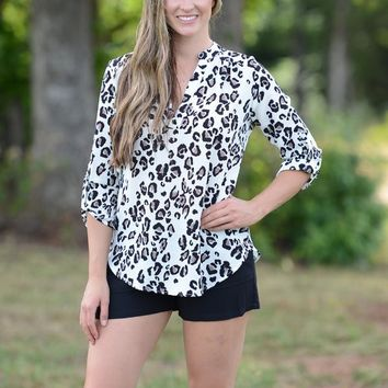 Wild About You Tunic