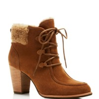 UGG® Australia Analise Lace Up Booties | Bloomingdales's