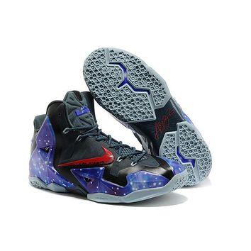 Lebron 11 Xi P.s Elite Galaxy Star Sneaker Shoe | Best Deal Online