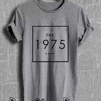 The 1975 Shirt The 1975 Tour Merch Tshirt Unisex Size T-Shirt