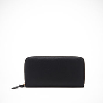 Pebbled Faux Leather Wallet