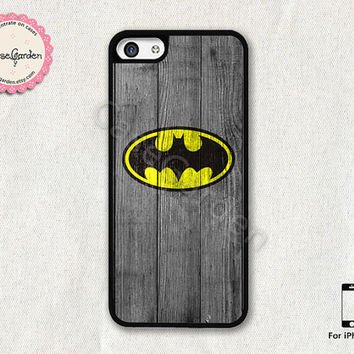 Batman iPhone 5C Case, iPhone Case, iPhone Hard Case, iPhone 5C Cover