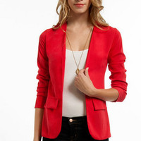 In The Details Blazer $33