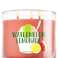 3-Wick Candle Watermelon Lemonade