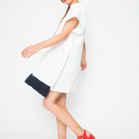 DELFINA BALDA | Primo Dress - Cream Cord
