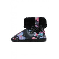 My Little Pony Low Fugly Boot ❤ Black