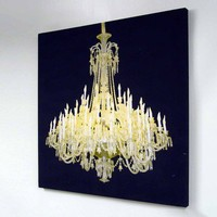 Glo-Chandelier (Grand) from Duffy London | Made By Duffy London | £195.00 | Bouf