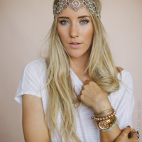 Daisy Chained Headband