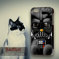 Hello Kitty Dart Vader - iPhone cases 4/4S Case iPhone 5/5S/5C Case Samsung Galaxy S3/S4 Case