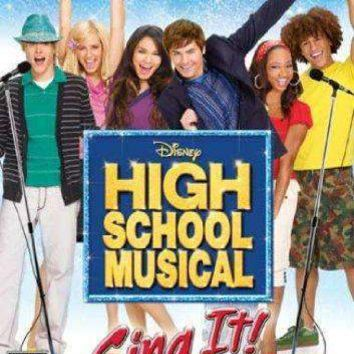High School Musical Sing It for Playstation 2