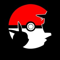 Pokeball SVG vector instant download for serigraphy, sublimation, silhouette and more