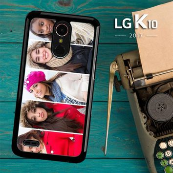 Fifth Harmony X0359 LG K10 2017 / LG K20 Plus / LG Harmony Case