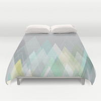 Graphic 108 Duvet Cover by Mareike Böhmer Graphics