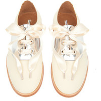 Opening Ceremony Contrasting Lace-Up Oxfords