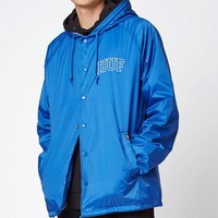 DCCKJH6 HUF Arch Block Hooded Jacket