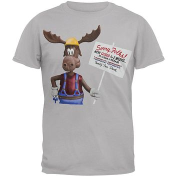 National Lampoon Vacation - Sorry Folks Closed T-Shirt