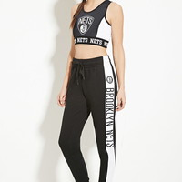 Brooklyn Nets Sweatpants | Forever 21 - 2000152781