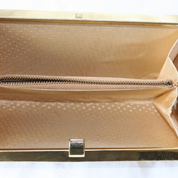 Vintage Clutch- Handbag - Purse-Evening Bag