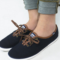 Champion Wool Lace Up Keds