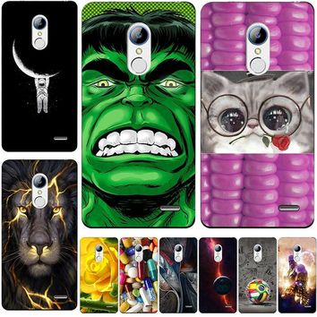 Marvel Juventus lovely Hello Kitty Coque Case For BQ Aquaris V  V Plus 5065 BQS-5065 5201 5037 5022 Phone Back Cover Case