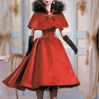 Ravishing in Rouge™ Barbie® Doll | Barbie Collector