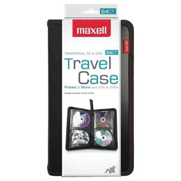 Maxell 190162 64-Capacity CD Storage Case