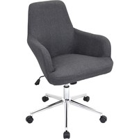 Degree Office Chair Grey, Grey