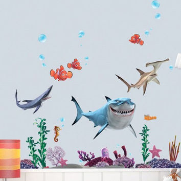 FINDING NEMO Wall Decal Part 80