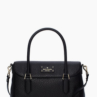 Kate Spade Grove Court Small Leslie Black ONE