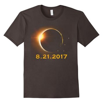 Total Solar Eclipse Astronomy August 2017 t-shirt