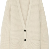 Proenza Schouler - Wool and cashmere-blend cardigan