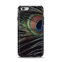 The Dark Peacock Spread Apple iPhone 6 Otterbox Symmetry Case Skin Set